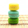 Colorful macaroon — Stock Photo #26516401