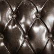 Stock Photo: Brown upholstery leather pattern background