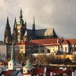 Prague Castle — Stock Photo #17412467