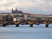 Prag kalesi — Stok fotoğraf