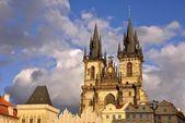 Church in Prague — Stock Photo