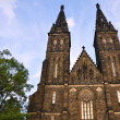 Vysehrad  — Stock Photo
