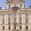 Archbishop's Palace in Prague — Stock Photo
