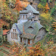 Fairytale house — Stock Photo
