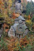 Fairytale house — Stock Photo