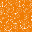 Vector orange pattern — Stock Photo