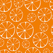 Vector orange pattern — Stock Photo