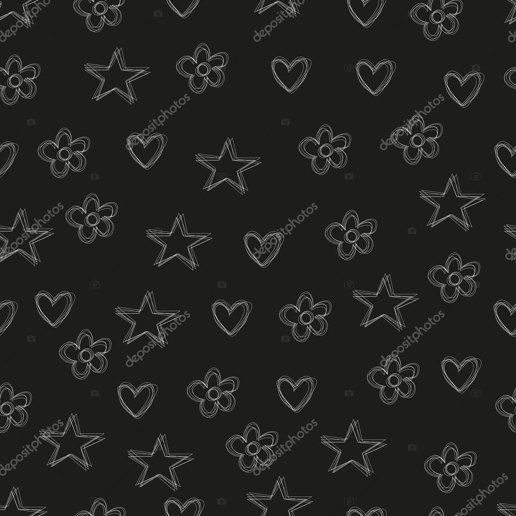 星星的心谱子