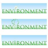 环境设置 — 图库照片