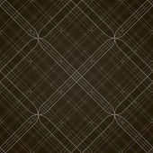 Бесшовный геометрический образец — Стоковое фото