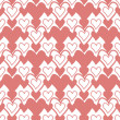Seamless heart's pattern — Stock Photo #39211457