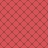 Sömlös geometriska mönster — Stockvektor