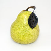 Single pear — Stock Photo