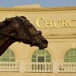Churchill Downs — Stock Photo