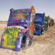 Cadillac Ranch — Stock Photo #13681500