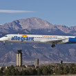 Allegiant Commuter — Stockfoto #15732139