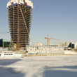 Moscow-city, tower Evolution — Stock Photo #19400085