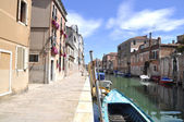 Canal of Venice — Stock Photo