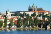 Castle District of Prague, Czech Republic — Stock Photo