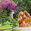 The Million Years Stone Park. Pattaya. Thailand — Stock Photo