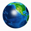 Earth OceView — Stock Photo #24998143