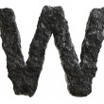 Coal font — Stock Photo #32628731