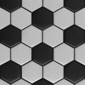 Soccer texture — Stock Vector