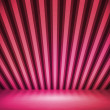 Violet Striped Background Show Room — Stock Photo #12203606