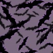 Stock Photo: Bats Halloween Background