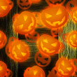 Halloween Pumpkin Background — Stock Photo #12769608