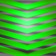 Green Striped Background — Stock Photo