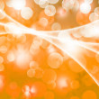 Gold Winter Bokeh Background — 图库照片 #13826894