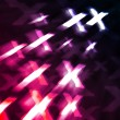 Stock Photo: Pink XXX Abstract Background