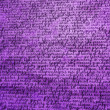 Violet Typography Background Texture — Stock Photo