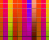 Red Squares Texture Background — Stock Photo