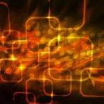 Orange Abstract Texture Background — Stock Photo