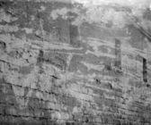 Gray Grunge Urban Wall Background — Stock Photo