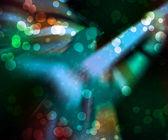 Fondo de guitarra azul Resumen — Foto de Stock