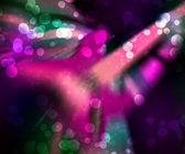 Розовая гитара абстрактный фон — Стоковое фото