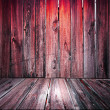 Red Wooden Floor Background — Stock Photo #20218303