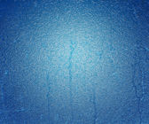 Blue Ice Texture — Stock Photo