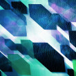 Abstract Future Science Background Texture - Stock Photo