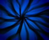 Scary Rays Blue Background — Stock Photo
