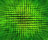 Green Disco Background Texture — Stock Photo