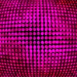 Violet Disco Background Texture - Stock Photo