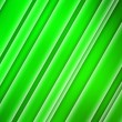Green Glowing Stripes Background — Stock Photo