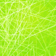 Green Abstract Lines Texture - Stock Photo