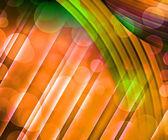 Orange Abstract Background Image — Stock Photo