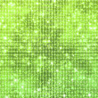 Green Shiny Texture — Stock Photo