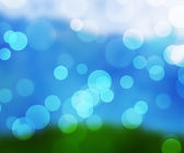 Nature Abstract Bokeh Backdrop — Stock Photo